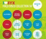 Pochette I♥ZYX: Italo Disco Collection 14