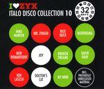 Pochette I♥ZYX: Italo Disco Collection 10