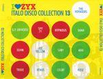 Pochette I♥ZYX: Italo Disco Collection 13