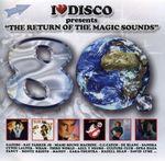Pochette I Love Disco 80's, Volume 5