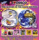 Pochette I Love Disco 80's, Volume 3