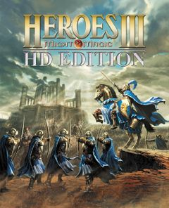 Jaquette Might & Magic Heroes III : L'Édition HD