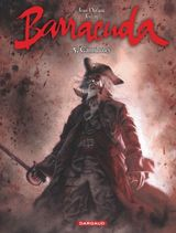 Couverture Cannibales - Barracuda, tome 5
