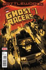Couverture Ghost Racers (2015)