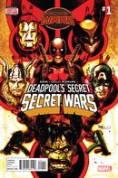 Couverture Deadpool's Secret Secret Wars
