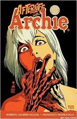 Couverture Afterlife with Archie : Betty R.I.P.