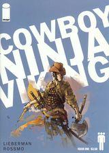 Couverture Cowboy Ninja Viking (2009 - 2010)