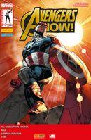 Couverture Le Commencement - Avengers Now, tome 1