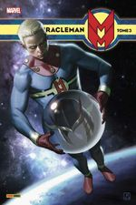 Couverture Miracleman, tome 3