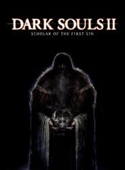 Jaquette Dark Souls II : Scholar of the First Sin