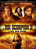 Affiche Le Roi scorpion 3 : L'Œil des dieux