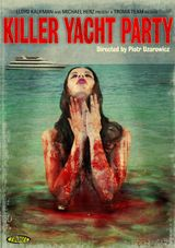 Affiche Killer Yacht Party