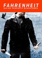 Jaquette Fahrenheit : Indigo Prophecy Remastered