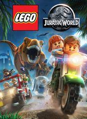 Jaquette LEGO Jurassic World