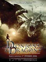 Affiche Donjons & Dragons : La Puissance suprême