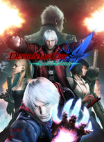 Jaquette Devil May Cry 4 : Special Edition