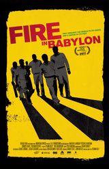 Affiche Fire in Babylon