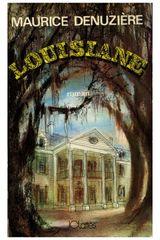Couverture Louisiane, tome 1