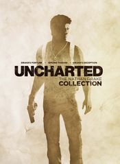 Jaquette Uncharted: The Nathan Drake Collection