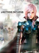 Jaquette Lightning Returns - Final Fantasy XIII