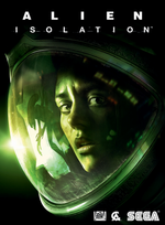 Jaquette Alien : Isolation