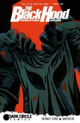 Couverture The Black Hood #5