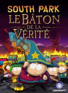 Jaquette South Park : Le Bâton de la Vérité