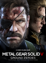 Jaquette Metal Gear Solid V : Ground Zeroes