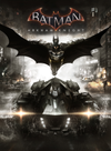 Jaquette Batman : Arkham Knight