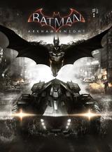 Jaquette Batman : Arkham Knight