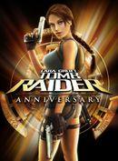 Jaquette Tomb Raider : Anniversary
