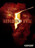 Jaquette Resident Evil 5