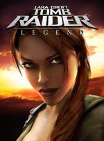 Jaquette Tomb Raider Legend