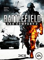 Jaquette Battlefield : Bad Company 2