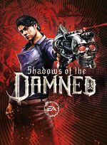 Jaquette Shadows of the Damned