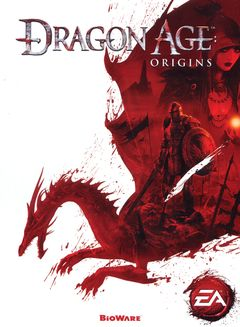 Jaquette Dragon Age : Origins