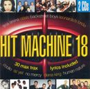 Pochette Hit Machine 18