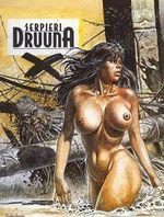 Couverture Druuna : L'Intégrale