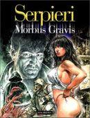 Couverture Morbus Gravis - Druuna, tome 1