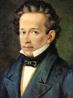 Photo Giacomo Leopardi