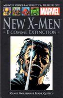 Couverture New X-Men : E comme Extinction