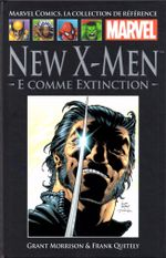 Couverture New X-Men : E comme Extinction
