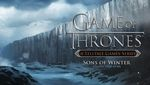 Jaquette Game of Thrones : Episode 4 - Sons of Winter