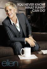 Affiche The Ellen DeGeneres Show