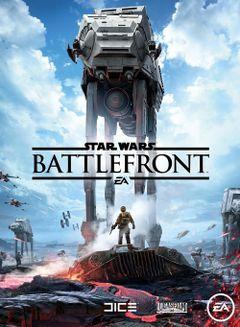 Jaquette Star Wars : Battlefront