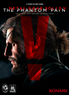 Jaquette Metal Gear Solid V: The Phantom Pain