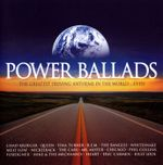 Pochette Power Ballads: The Greatest Driving Anthems in the World... Ever!