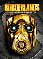 Jaquette Borderlands : The Handsome Collection