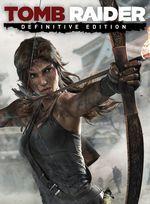 Jaquette Tomb Raider: Definitive Edition