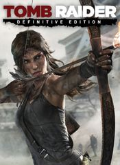 Jaquette Tomb Raider : Definitive Edition